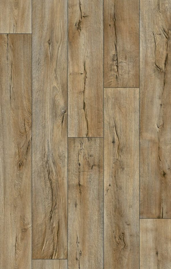 PVC Cracked oak